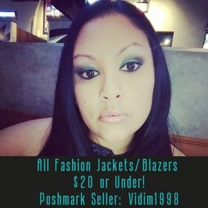 Jackets & Blazers - All Fashion Jackets/Blazers Are $20 or Under!